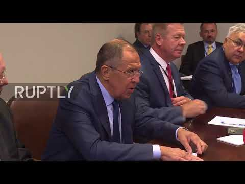 UN: Russian-Syrian cooperation led to 'the last chapter of the crisis' - Syria FM tells Lavrov