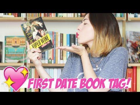 First Date Book Tag | Primo appuntamento con un libro