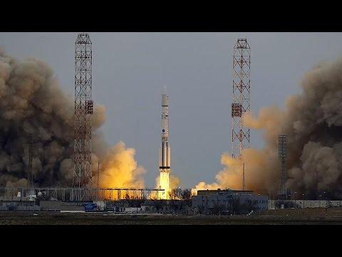 ExoMars: Ξεκίνησε η αποστολή προς τον Κόκκινο Πλανήτη