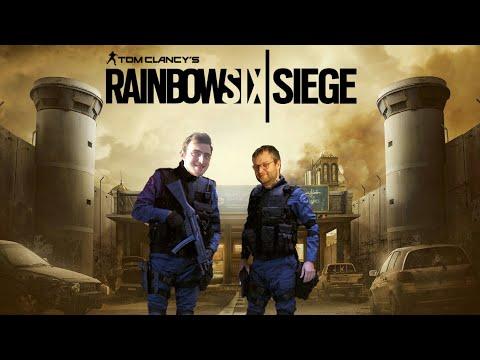 Blbý žvásty : Rainbow six ( Kolage, Kuře )