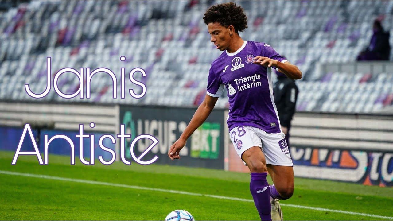 Janis Antiste, i gol a 18 anni
