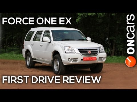 Force One EX First Drive Review by OnCars India