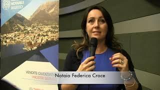 Intervista alla Dott.ssa Federica Croce