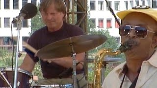 Alex Riel: Tenor Madness (Jimmy Heath - David Murray)