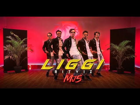 Bacardi Sessions | Liggi | RITVIZ | MJ5