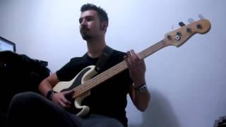 Pressure Off - Duran Duran (Bass Cover)