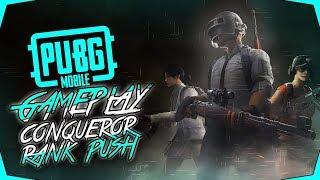 #PUBG Mobile LIVE | CONQUEROR RANK PUSH | SUB GAMES FROM 2PM