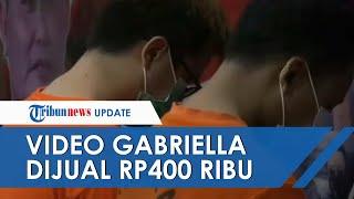Sebar Konten Syur Aktris Gabriella Larasati, Pelaku Jual Video ke Web Seharga Rp400 Ribu