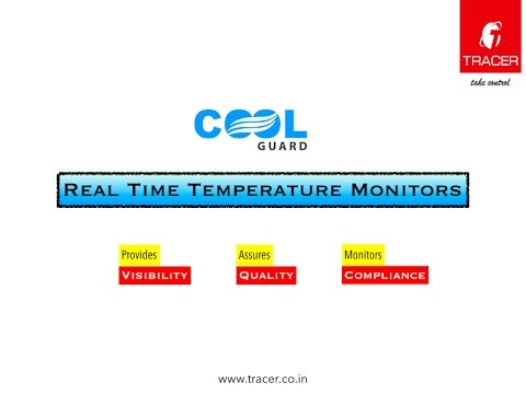 Cooler / Freezer Temperature Monitoring system