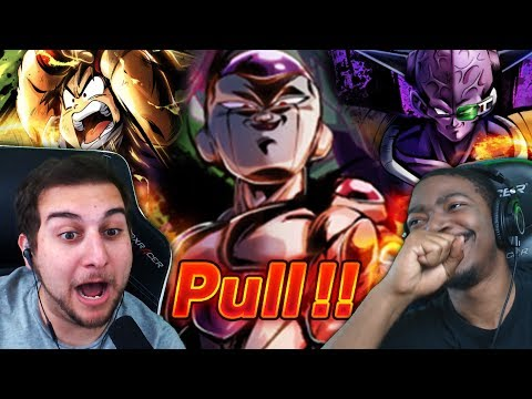ANOTHER DUAL SUMMON!! WE GOT SPARKINGS?! Dragon Ball Legends NEW Frieza Banner