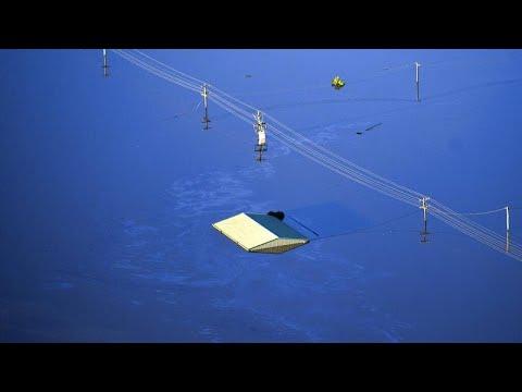Αυστραλία: Δύο νεκροί από τις πλημμύρες