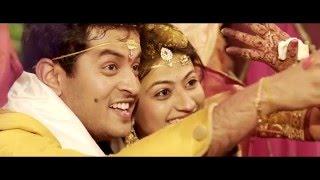Rohith & Pragati - A Marriage Made In Heaven