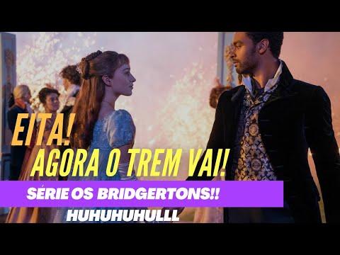 OS BRIDGERTONS data de estreia!!! NÃO VEJO A HORA
