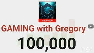 #gamingwithgregory #100k #greg  100k Gamingwithgregory Highlight   Start To Beginning Ros Career