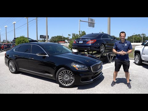 External Review Video 1XVLrtqmCxo for Kia K9 / K900 Sedan (2nd gen)