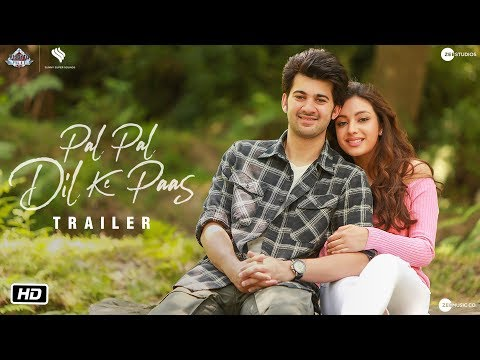 Pal Pal Dil Ke Paas Movie Official Trailer