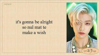 NCT U Make A Wish Easy Lyrics...