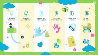 Maternity Tour: Lehigh Valley Hospital—Cedar Crest