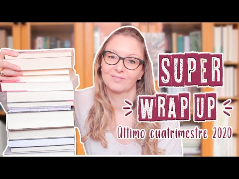 SUPER WRAP UP 2020 || Resumen lecturas 2020 || La Pecera de Raquel