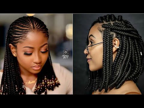 Top les tendances de tresse africaine originale 2020, Braids Belle tresse africaine/tresse originale