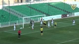 Portimonense 1-1 Tondela (Segunda Liga 2014-2015)