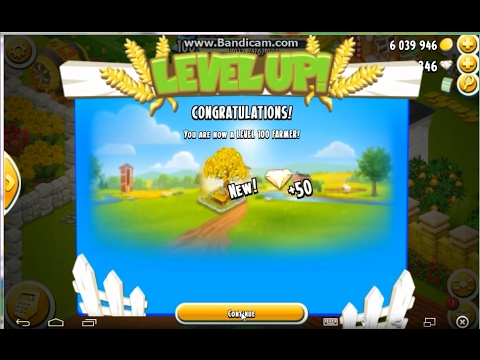 Download Hay Day Gameplay : Level 100 HD Mp4 3GP Video and MP3