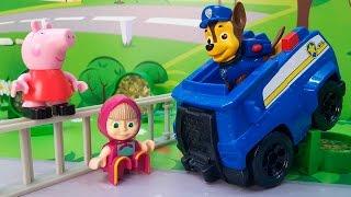 Развивающие мультики для детей с игрушками Щенячий патруль