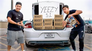 SELLING YEEZYS FOR ONLY $1