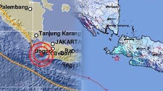 Gempa Bumi Mengguncang Lebak Banten 5,2 SR, Tak Berpotensi Tsunami