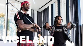 VICELAND - A Topgolf Flex with 2 Chainz and Vic Mensa