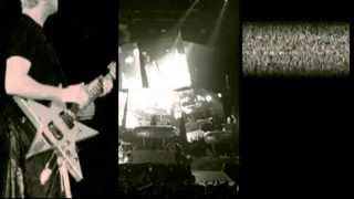 Depeche Mode- The Sinner In Me (live screen) Milan '06