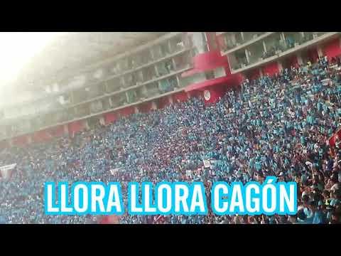 """""""CÁNTICOS HINCHADA CELESTE EN EL FAMOSO TERCER PARTIDO"""" Barra: Extremo Celeste • Club: Sporting Cristal • País: Peru"""