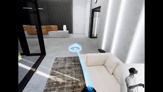 Case - Lobby VR-tour of a residential building