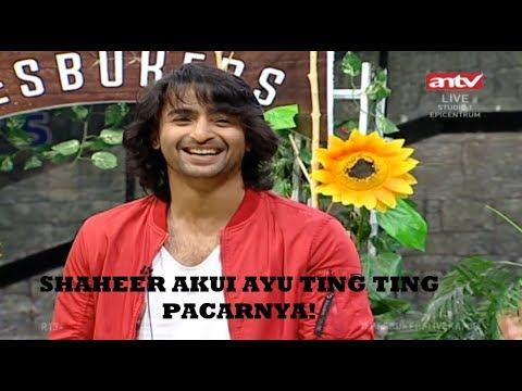 Wow Shaheer Sheikh Akui Ayu Ting-Ting Pacarnya! | Pesbukers ANTV