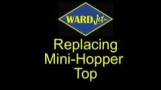 How to Change a Mini-Hopper Top