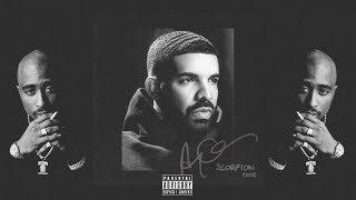 Drake & 2Pac   In My Feelings (Remix)