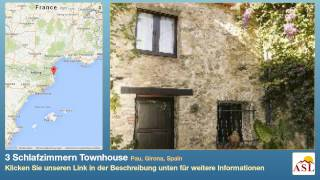 preview picture of video '3 Schlafzimmern Townhouse zu verkaufen in Pau, Girona, Spain'