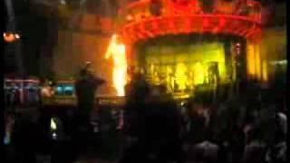 Выступление в клубе Дягилев