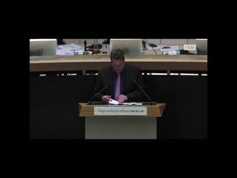 Plenarrede zum Ausbau der Städteagenda der EU