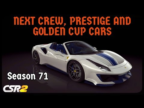 CSR 2   Season 66   Info ! - смотреть онлайн на Hah Life