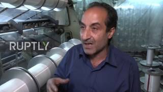 Syria: 15,000 small businesses back to work in Aleppo
