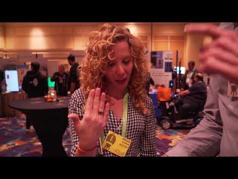 The Weird & Wonderful of CES 2018 (видео)