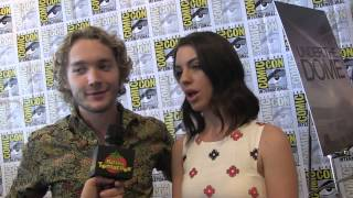 Reign at Comic-Con 2014