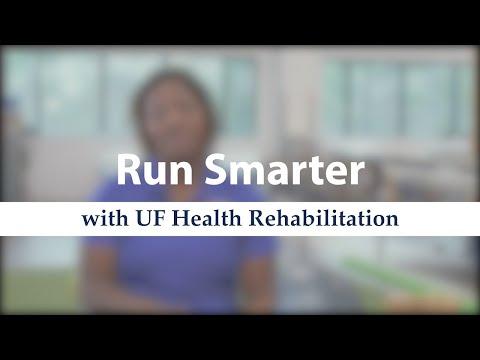 Run Smarter with UF Health Rehabilitation Warm-up #2