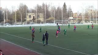 Град голов в матче с Одинцово, видеообзор игры