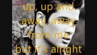 Joe McElderry- Superman (with lyrics)