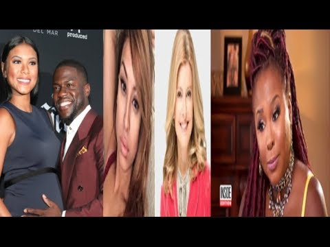Kevin Hart's Sidechick/Extortionist Hires LISA BLOOM+Torrei Hart opens up about his Mcrib🍖