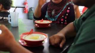 preview picture of video 'Cendol Durian Borhan, Kota Tinggi'