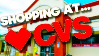 SHOPPING AT - CVS PHARMACY - ORLANDO