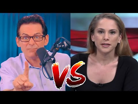 Jimmy Dore & Ana Kasparian Get Into HEATED Argument Over Censorship